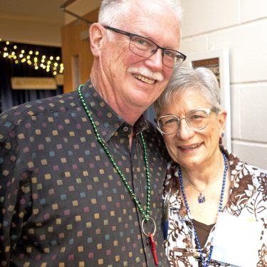 Ann and Pat, Keystone Donors