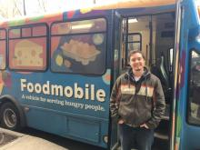 Photo of food-mobile