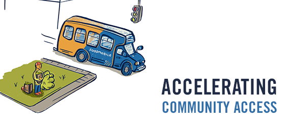 Accelerating Community Access