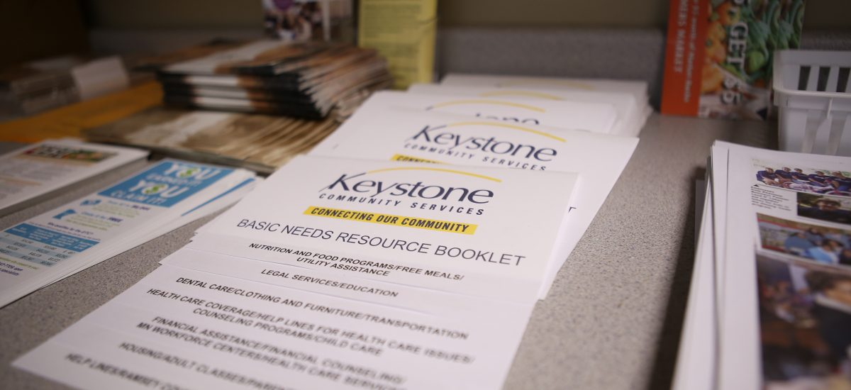 Keystone basic needs booklet